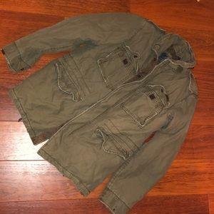 American Eagle cargo jacket